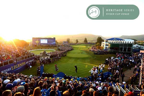 Gleneagles - 2014 Ryder Cup Venue