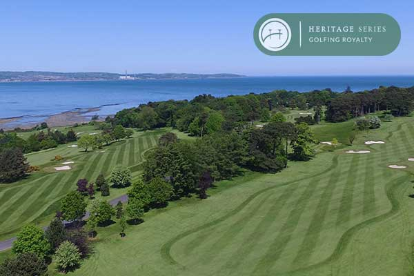 Royal Golf Courses - Heritage Series