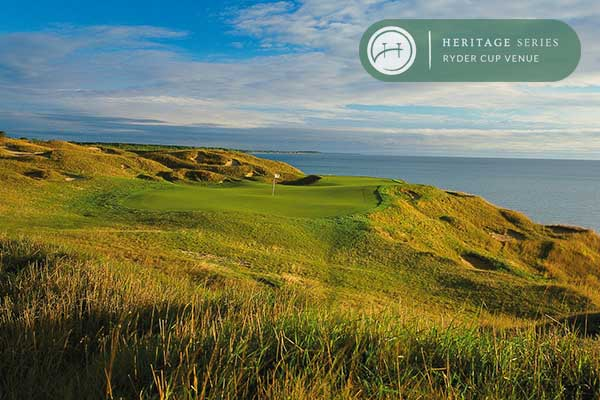Whistling Straits - 2020 Ryder Cup venue