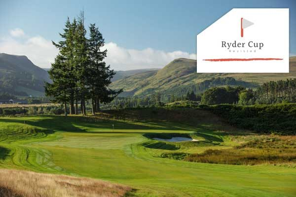 2014 Ryder Cup at Gleneagles