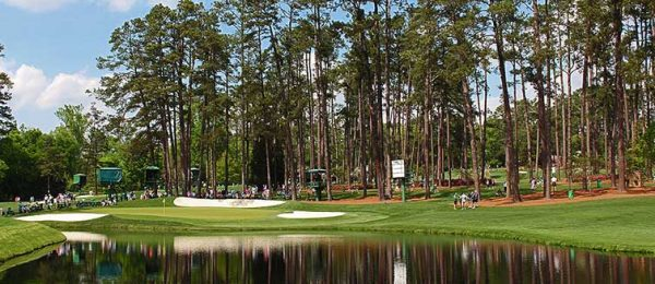 Fantasy Golf Hole 16 - Augusta National