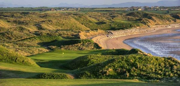 Fantasy Golf Hole 11 - Ballybunion Old Course