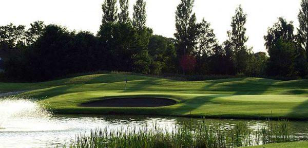 Fantasy Golf Hole 3 - The Belfry Brabazon Course