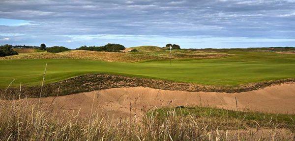 Fantasy Golf Hole 6 - Carnoustie Championship Links