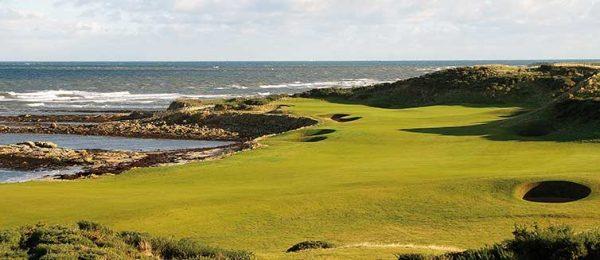 Fantasy Golf Hole 12 - Kingsbarns Golf Links