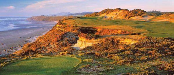 Fantasy Golf Hole 13 - Pacific Dunes