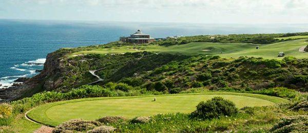 Fantasy Golf Hole 18 - Pinnacle Point