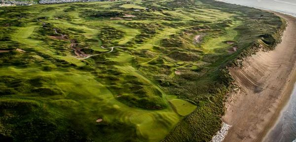 Fantasy Golf Hole 4 - Royal Portrush Dunluce