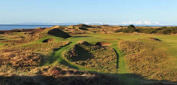 Fantasy Golf Hole 8 - Royal Troon