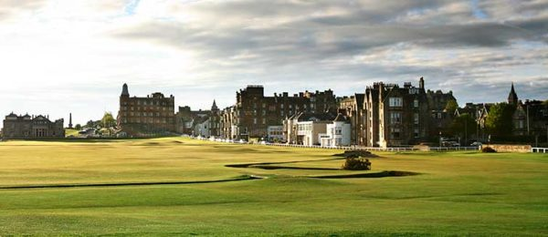 Fantasy Golf Hole 17 - St Andrews Old Course