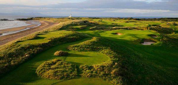 Fantasy Golf Hole 10 - Turnberry Ailsa Course