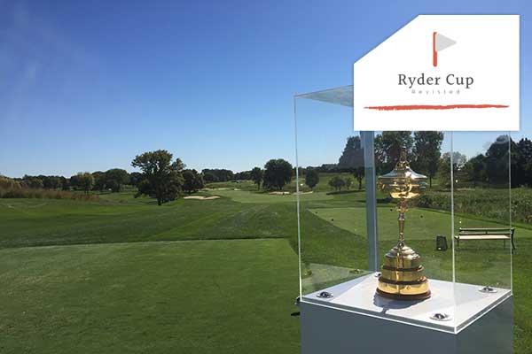 2016 Ryder Cup at Hazeltine