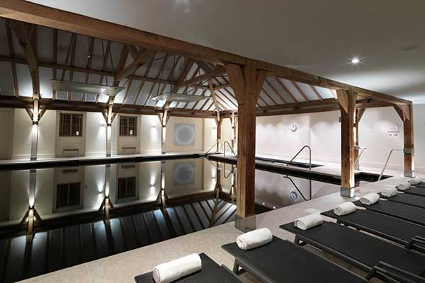 The Grove Golf & Spa Hotel - Indoor Pool