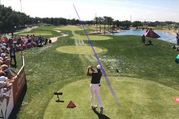 Lee Westwood Abu Dhabi Golf Club