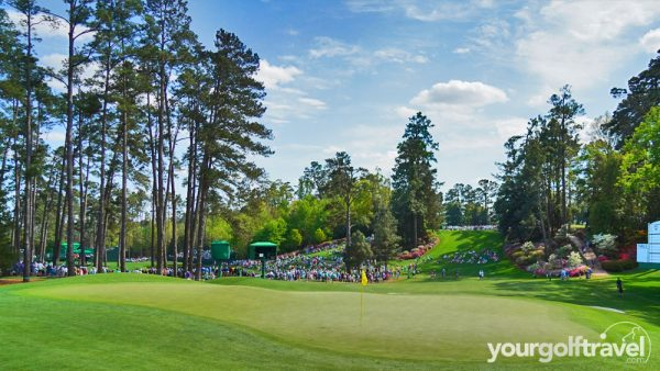 Augusta National - 6th green