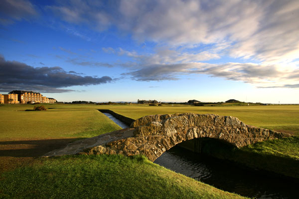 Swilken Bridge Old Course St Andrews