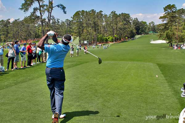 Augusta National - 8th Hole