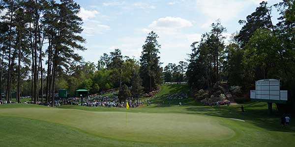 Augusta National - Hole 6 - Juniper