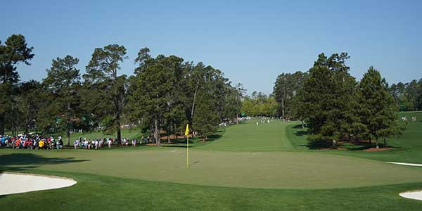 Augusta National - Hole 7 - Pampas