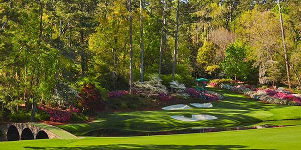Augusta National - Hole 12 - Golden Bell