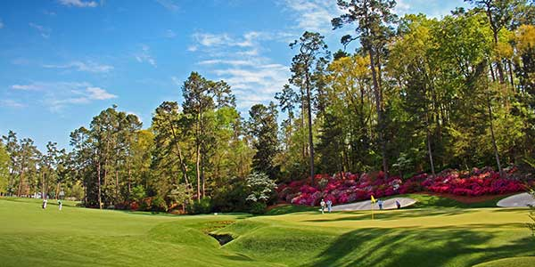 Augusta National - Hole 13 - Azalea