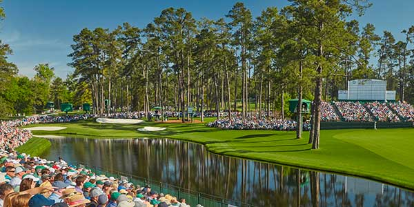 Augusta National - Hole 16 - Redbud
