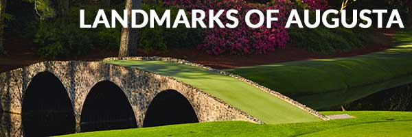 Landmarks of Augusta National