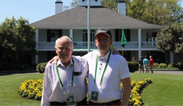 Guest Blog from Masters Patron Dave