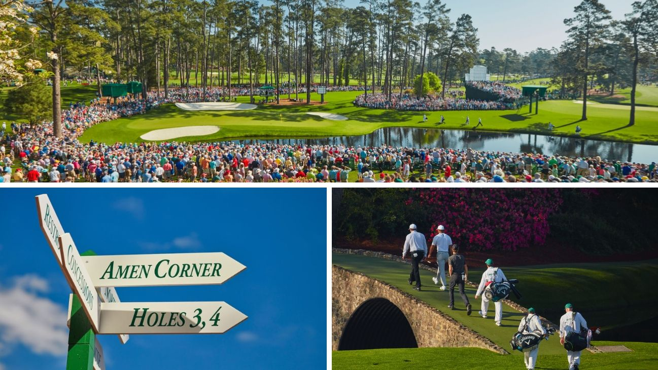 How to play Augusta National by Your Golf Travel