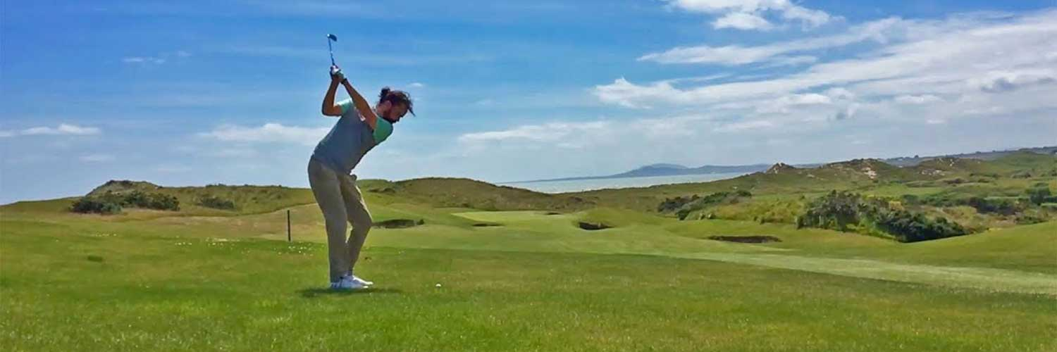 YGT Rory's 5 Favourite Golf Holes in Ireland