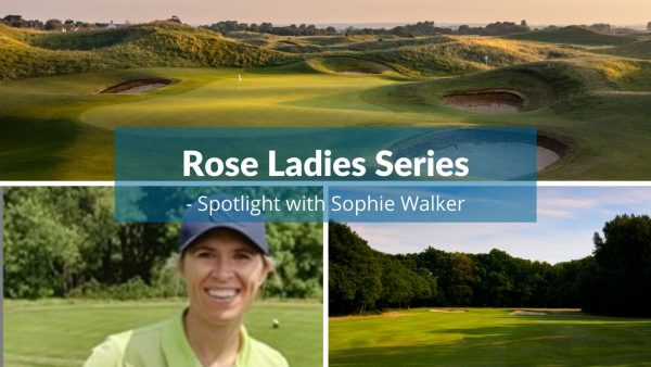 Rose Ladies Series with Sophie Walkeres