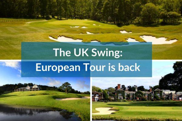 UK Swing - European Tour is back