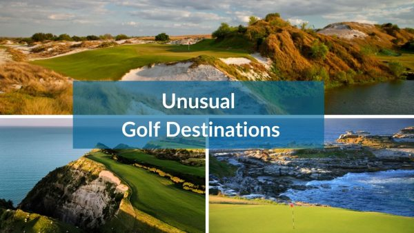 Unusual golf destinations blog
