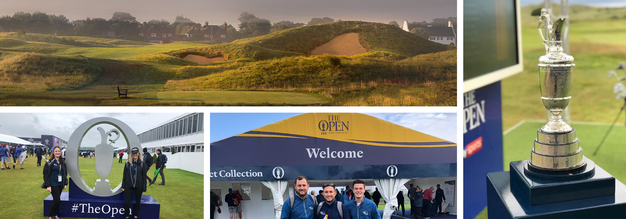 Guide to Royal St George's