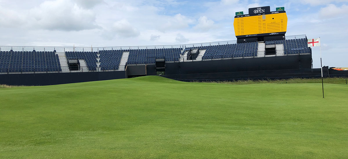 The Open at Royal St George's