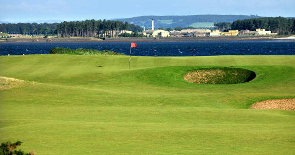 The Old Course St Andrews 11th hole
