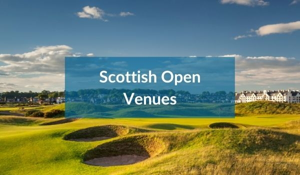 Scottish Open Venues