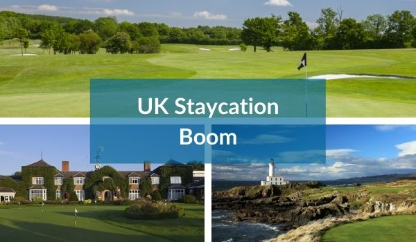 UK Staycation Boom