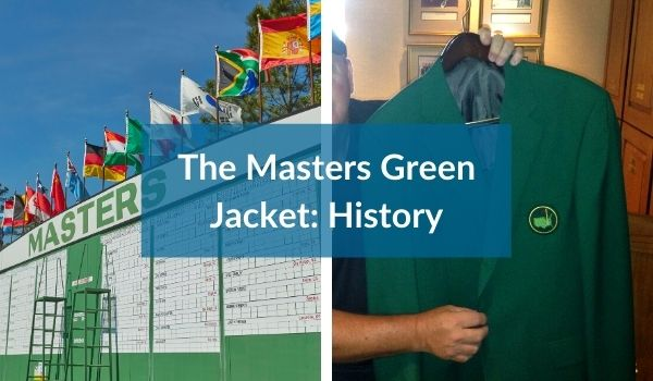 The Masters Green Jacket the History