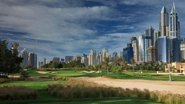 emirates golf club