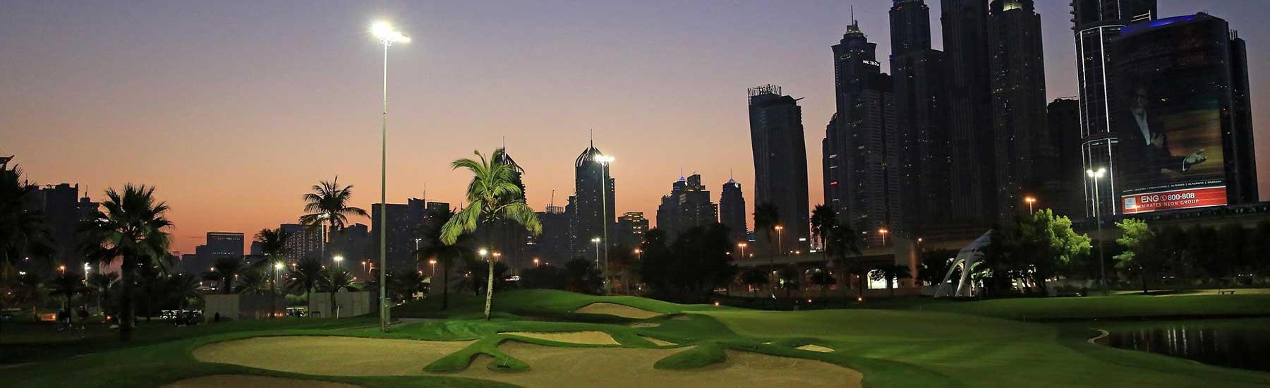 Night Golf: Dubai Moonlight Classic