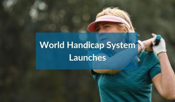 World Handicap System Launches