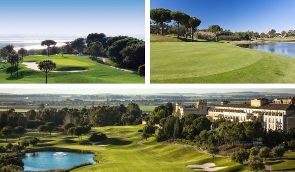 courses in the costa de la luz