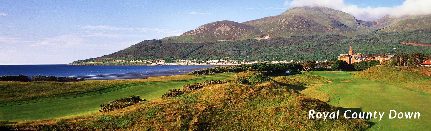 Championship Golf in Ireland