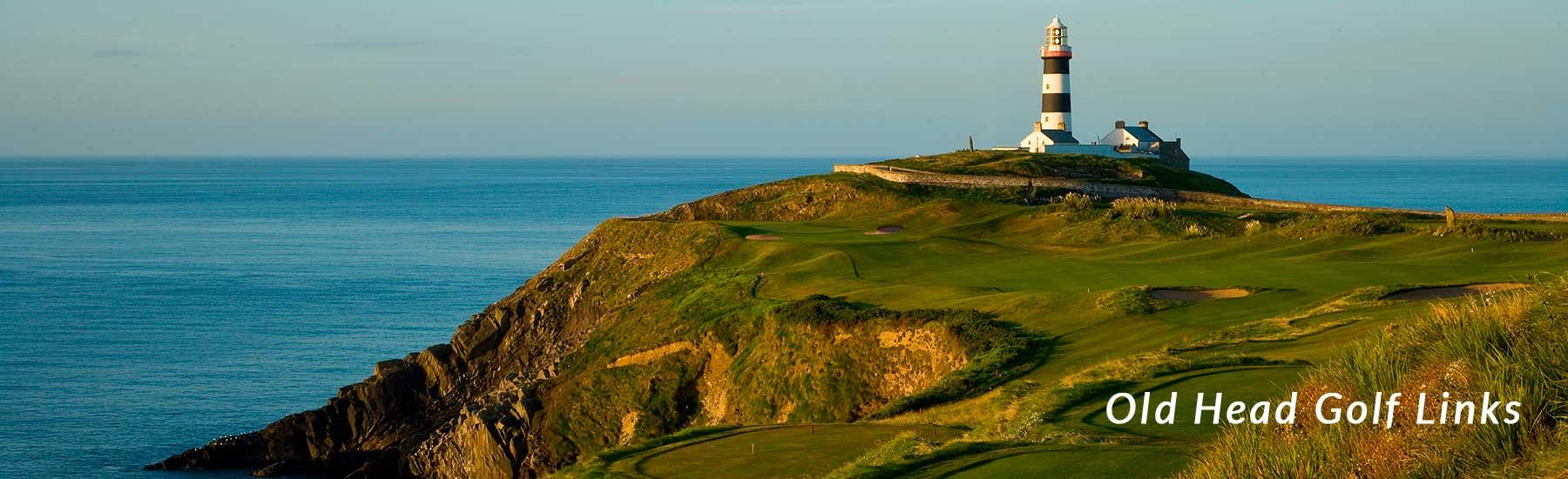Scenic Golf Breaks in Ireland