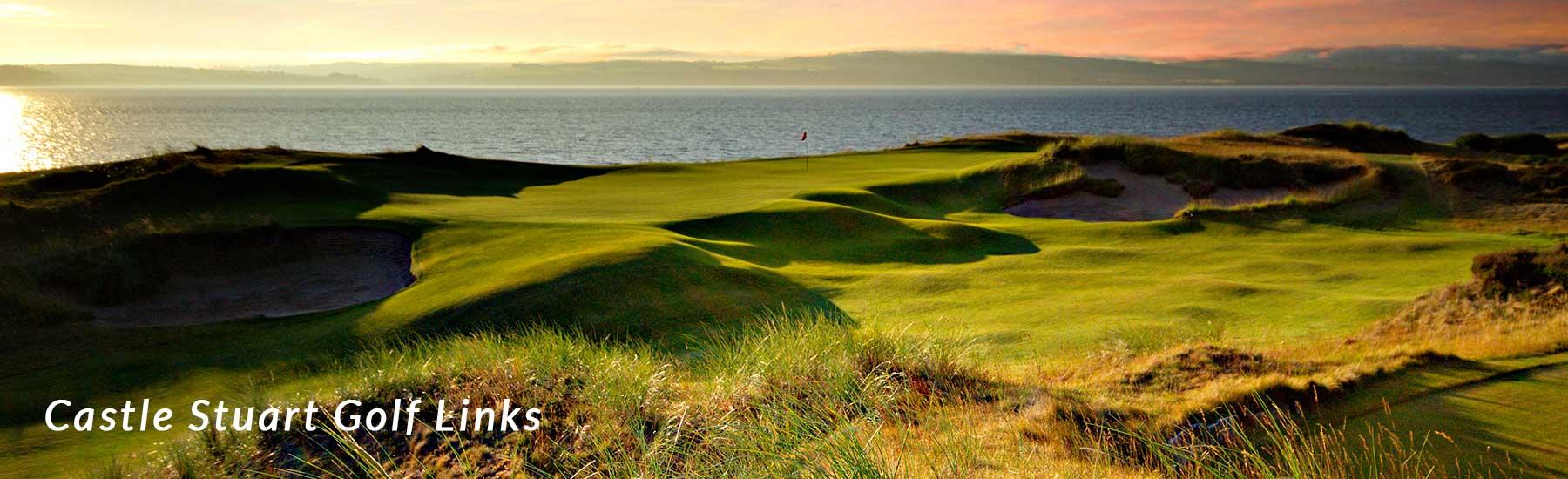 Low Handicap Golf in Scotland