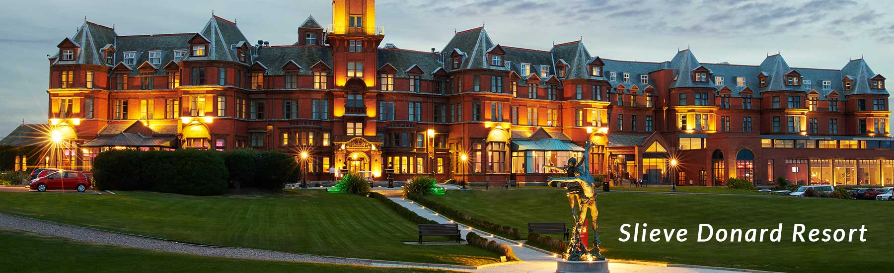 Golf with Luxury in Scotland