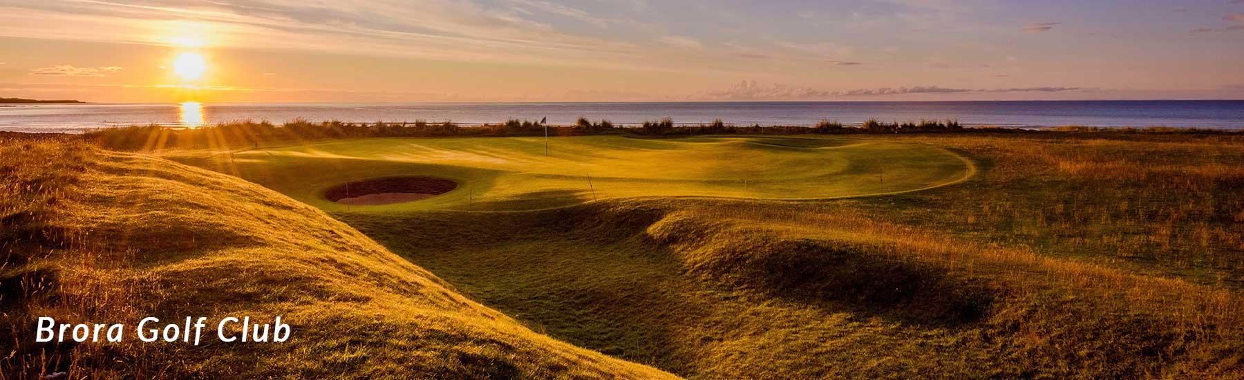 Scenic Golf Breaks in Scotland