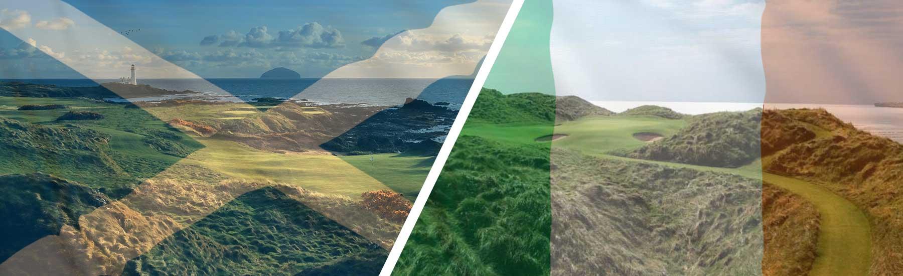 Scotland vs Ireland: Which is the best golf destination?