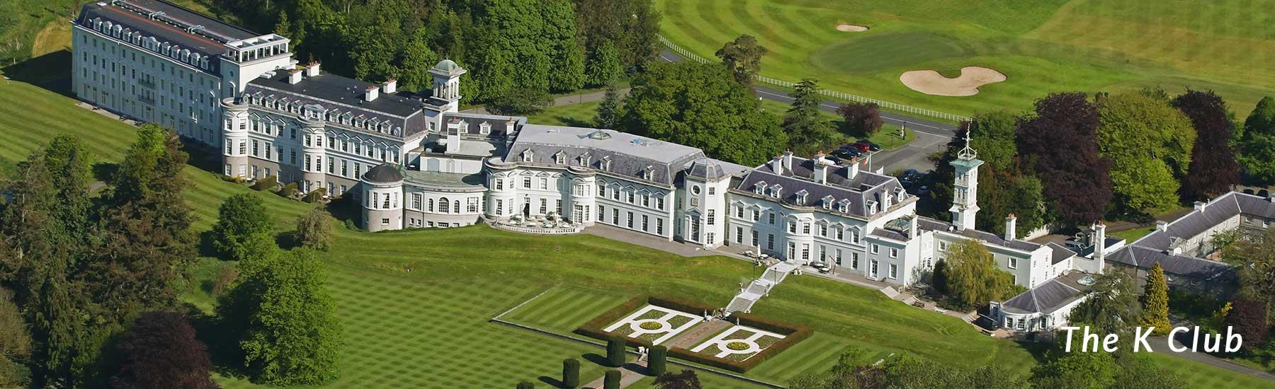 Society Golf in Ireland